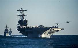 Should the U.S. rethink our carrier-centric naval strategy?